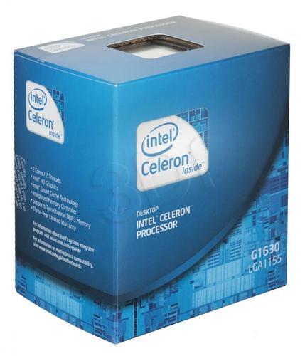 CELERON G1630 2.8GHz LGA1155 BOX