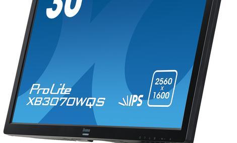 iiyama XB3070WQS-B1 - Monitor Dla Grafików i Projektantów
