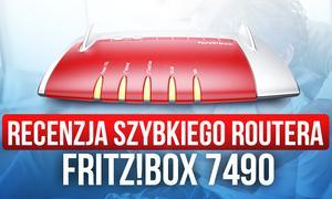Recenzja Szybkiego Routera FRITZ!Box 7490