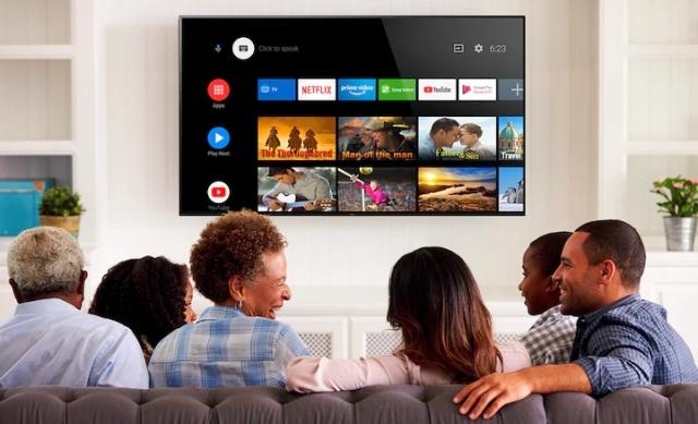 Telewizor Sony skalibrowano pod Netflica i jego usługi