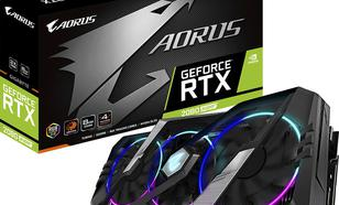Gigabyte GeForce AORUS RTX 2080 Super 8GB GDDR6 (GV-N208SAORUS-8GC)