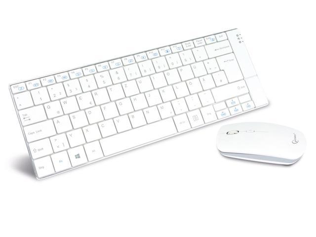 Ultra cienkie klawiatury w ofercie Gembird