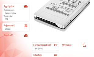 "Lenovo ThinkStation 256GB SATA 2.5"" SSD - OPAL"