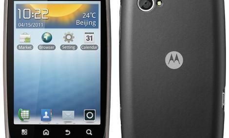 Motorola FIRE XT - prezentacja