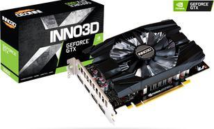 Inno3D GeForce GTX 1660 Compact, 6GB GDDR5, HDMI, 3xDP