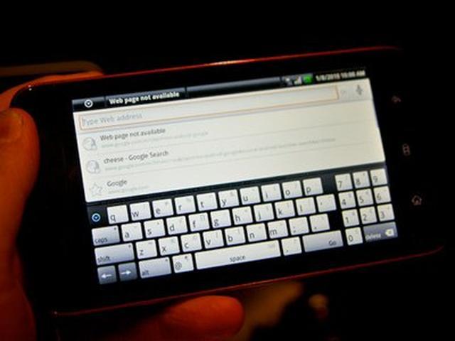 Dell Mini 5 w rękach Michaela Della