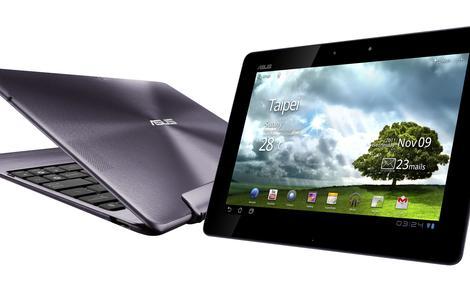 ASUS Eee Pad Transformer Prime - tablet z czterordzeniowym procesorem NVIDIA Tegra 3