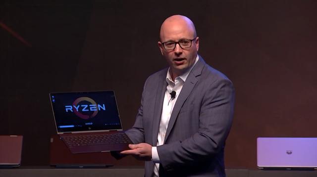 HP Envy X360 od AMD