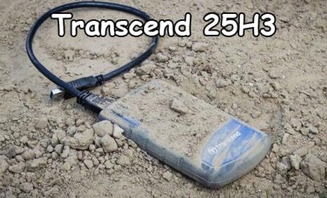 Recenzja dysku Transcend 25H3