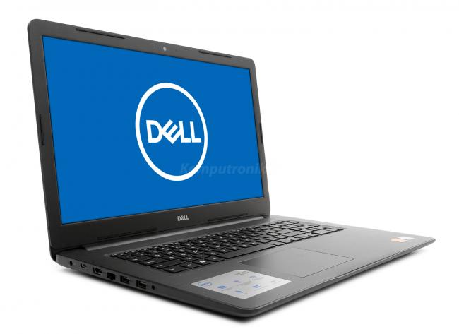 DELL Inspiron 17 5770-7338 - czarny - 500GB M.2 + 1TB HDD | 16GB