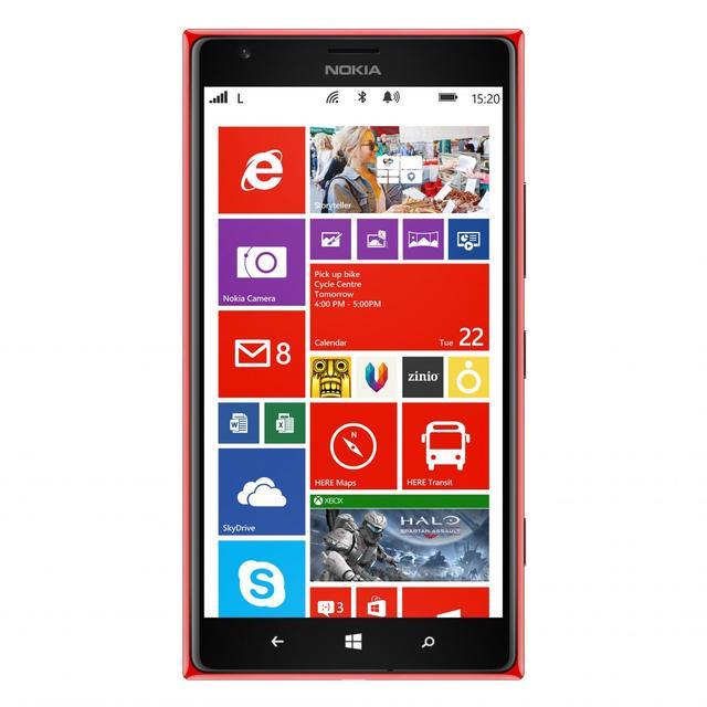 Nokia Lumia 1520 - jedno z nowych dzieł Nokii
