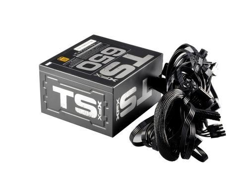 XFX TS 650W (80+ Gold, 4xPEG, 120mm, Single Rail)