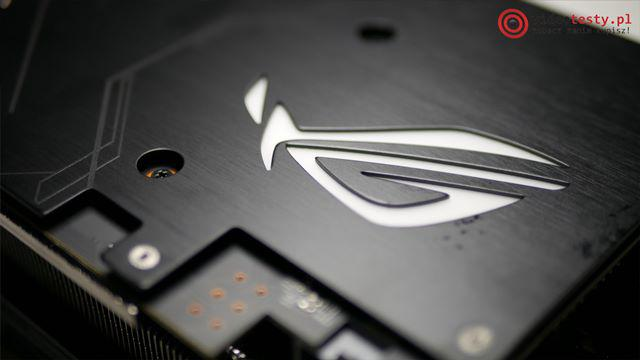 Asus RX 580 logo
