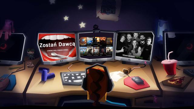 Gracze i Artyści Grają Dla DKMS - NVIDIA Charity Stream