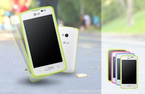 LG L50 white (D213N)