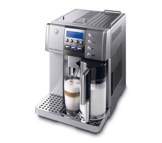 DeLonghi PrimaDonna ESAM 6620 - ekspres do kawy