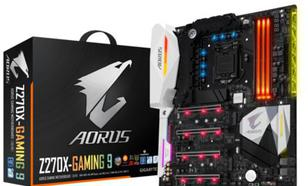 Gigabyte GA-Z270X-Gaming 9 s1151 4DDR4
