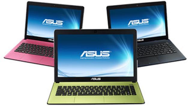 ASUS X401 - nowe, atrakcyjne cenowo notebooki