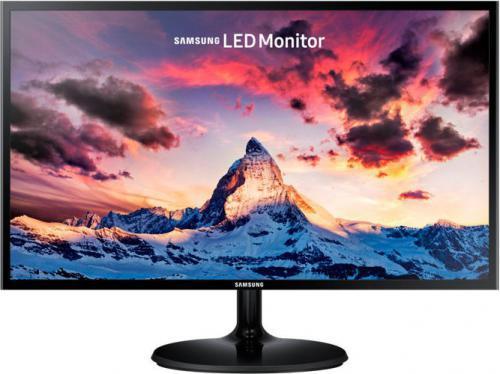 """Samsung LS24F352FHUXEN ( 23,5"""" ; IPS/PLS ; FullHD 1920x1080 ; czarny )"""