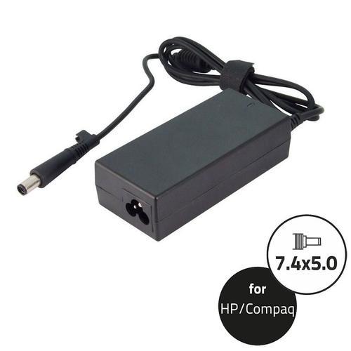 Qoltec Zasilacz do HP Compaq 65W | 18.5V | 3.5A | 7.4*5.0