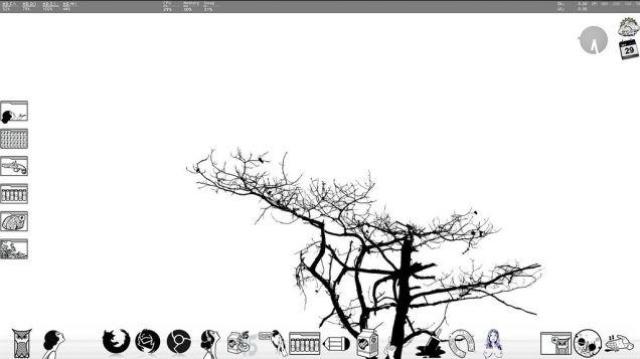 Windows_Desktop_in_Monochrome