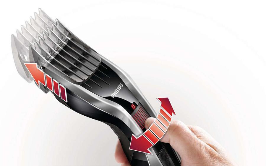 tania maszynka do włosów Philips