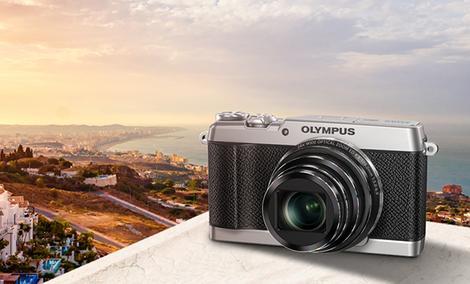 Olympus Stylus SH-2 - Klasyczny Design, Nowoczesne Funkcje