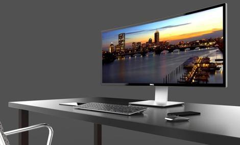 Dell U3415W - Monitor z Panoramicznym Obrazem