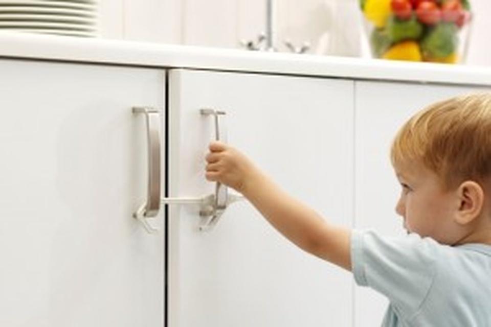 Kuchnia bezpieczna dla dziecka