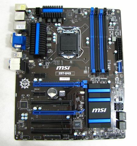 MSI Z87-G43 fot2