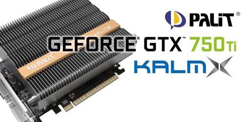 Palit GTX 750Ti KalmX