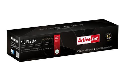 ActiveJet ATC-EXV18N czarny toner do drukarki laserowej Canon (zamiennik C-EXV18) Supreme