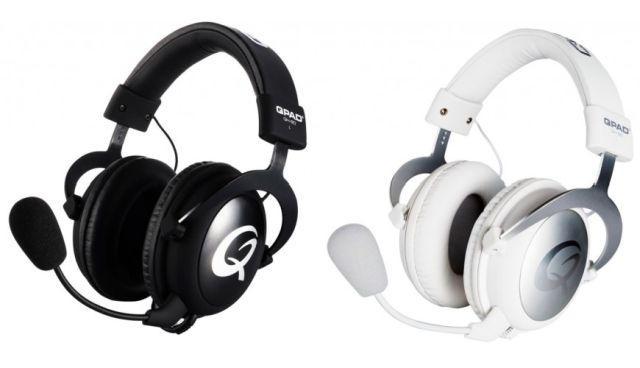 Słuchawki dla gracza od Qpad