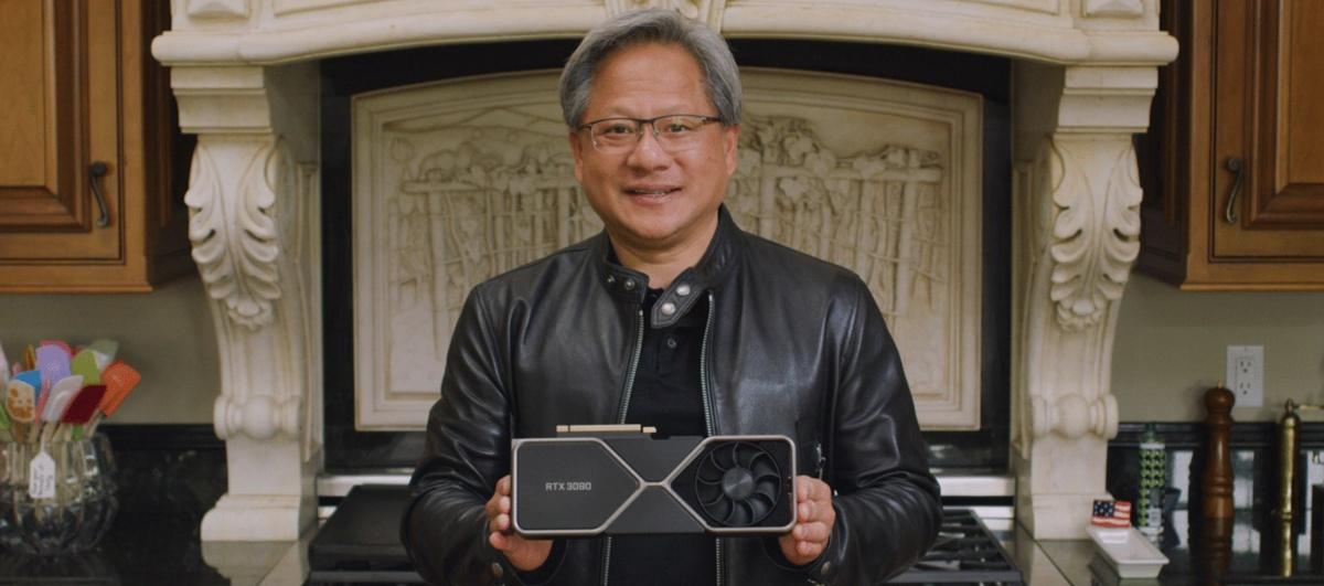 Nvidia RTX serii 3000 to karty na miarę nowej generacji
