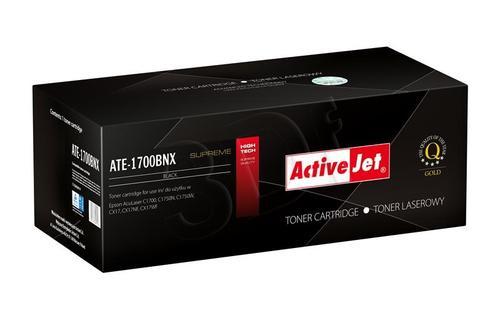 ActiveJet ATE-1700BNX czarny toner do drukarki laserowej Epson (zamiennik C13S050614) Supreme