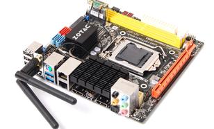 Zotac Z77-ITX Wi-Fi