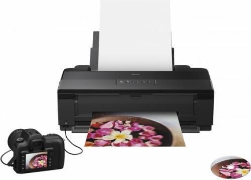 Epson Drukarka foto StylusPhoto 1500W A3+/6color/16ppm/1.5pl/CD-DVDprint/USB/WLAN