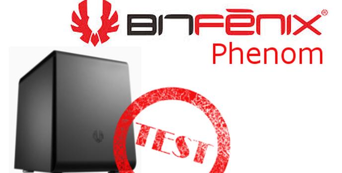 Bitfenix Phenom - test obudowy która mnie zmiażdżyła!