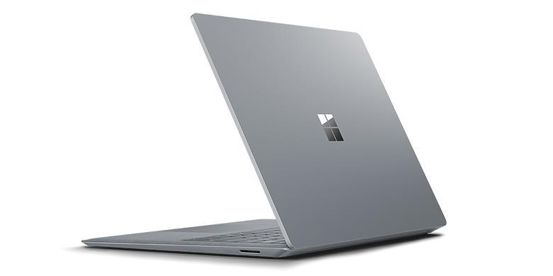 Microsoft Surface ( Core i5-7300U ; 13,5