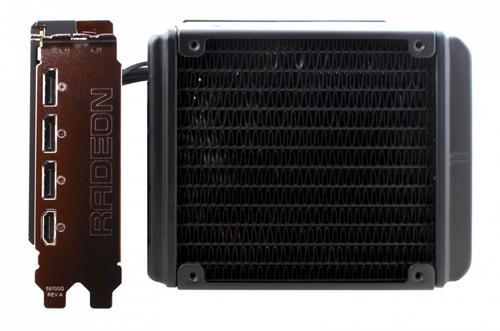 Sapphire Radeon R9 FURY X 4GB HBM PCI-E 4096BIT HDMI/3DP FULL