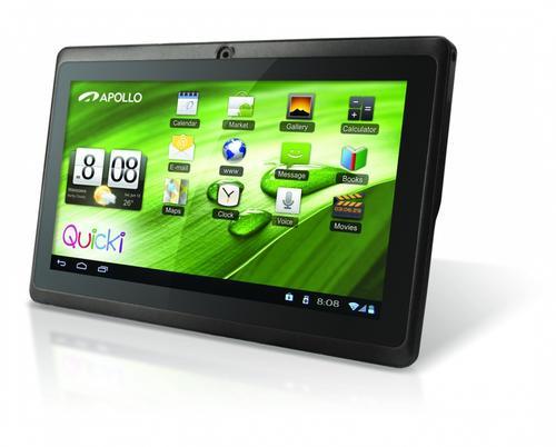 Apollo Quicki 728 pojemnosciowy A13 Android 4