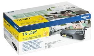 BROTHER Toner Żółty TN329Y=TN-329Y, 6000 str.