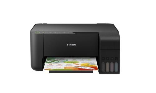 Epson L3150 na białym tle