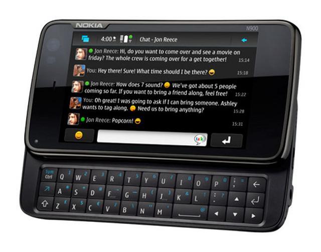 Nokia N900 i E72 otrzymały nagrody Złotej Anteny