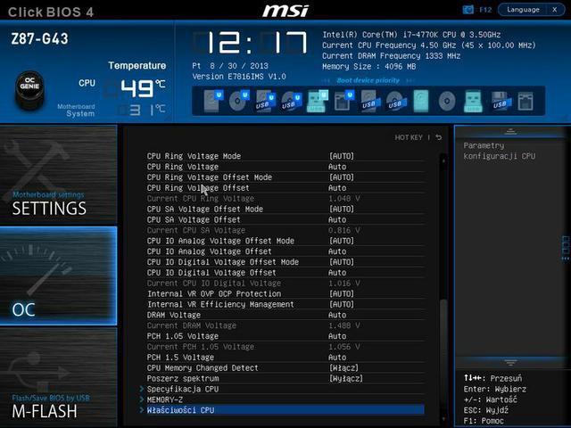 MSI Z87-G43 uefi fot4