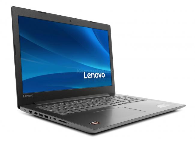 Lenovo Ideapad 320-15AST (80XV010JPB) Czarny - 120GB SSD