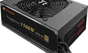 Thermaltake 1500W Modular (80+ Gold, 10xPEG, 135mm) PS-TPD