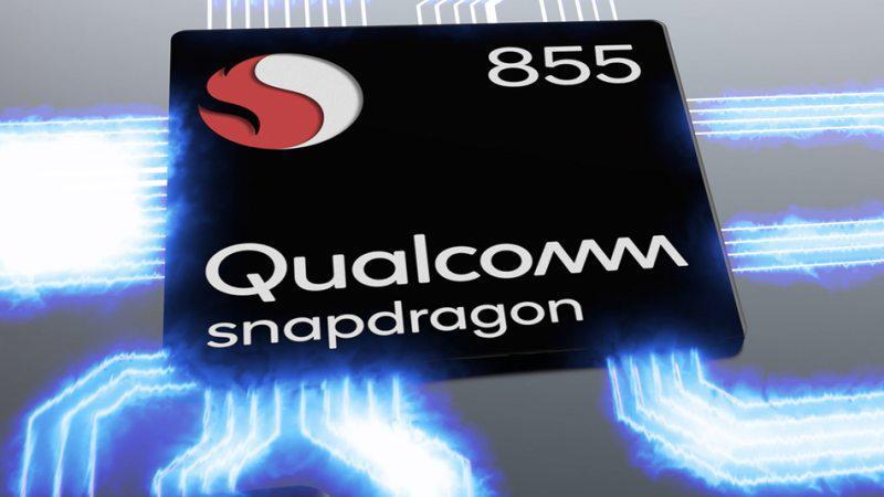 Snapdragon 855 ma być lepszy o 45% od poprzednika