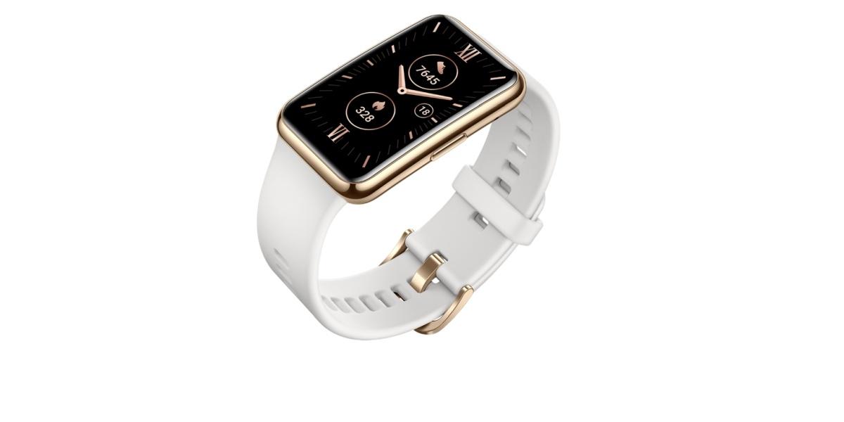 Huawei Watch Fit Elegant Edition zaoferuje nowy wygląd