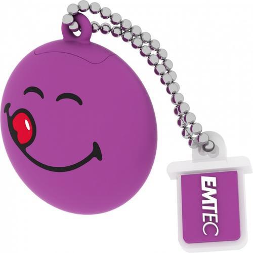 EMTEC Pendrive 8GB Smilley World Yum Yum SW101